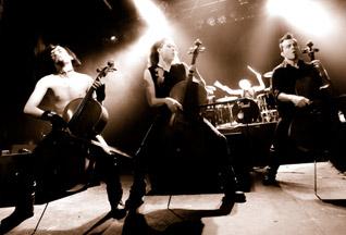 Финская группа Apocalyptica выпустит шестой студийный альбом