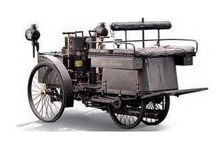 Самый старый автомобиль выставлен на аукцион