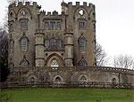 Голливудский актер Николас Кейдж купил английский замок