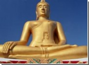 Запорожцы знакомятся с Далай-ламой