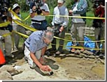 Южноуральские археологи обнаружили золото сарматов
