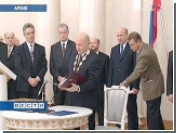 Лужков пятый раз вступил в должность мэра Москвы