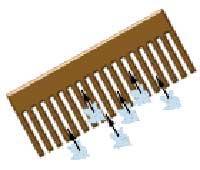 Волосы портятся, если их расчесывать больше двух раз в день