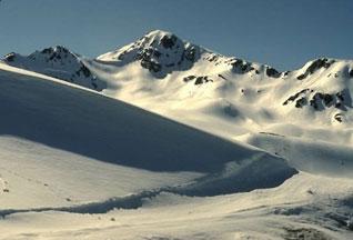 Трансантарктические горы были частью гигантского плато?