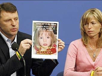 Пользователи интернета обвинили родителей похищенной Маделейн в небрежности
