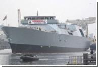 Новейший эсминец HMS Daring пройдет первые испытания