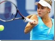 Анна Чакветадзе вышла в полуфинал теннисного турнира в США