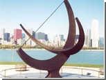 В Великобритании украли скульптуру Генри Мура