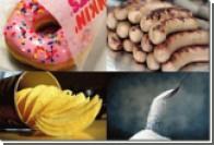 Самые вредные пищевые продукты