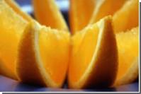 Апельсины замедляют процесс старения