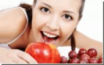 Чтобы стать обладателем хороших зубов, надо есть сырую пищу