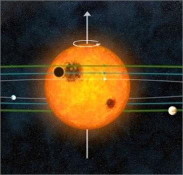 """Ученые: Обнаружен """"собрат"""" Солнечной системы"""