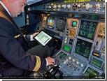 Airbus перенесет бортовую документацию на iPad
