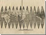 В Мюнхене найдена одна из первых карт с обозначением Америки