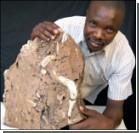 Найден самый полный скелет первобытного человека. Фото