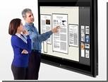 Microsoft купит разработчика гигантских сенсорных экранов