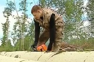 Лесоруб из Первоуральска стал героем американского реалити-шоу