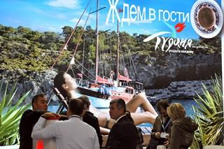 Россияне обогнали немцев по числу туристов в Турции