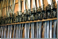 Холодное оружие пустят в свободную продажу