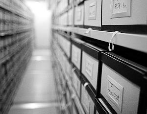 В Британии обнародованы архивы перебежчика из КГБ Митрохина