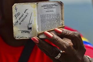 Создан компьютерный шрифт на основе почерка Уго Чавеса