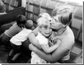 Беженцы из Донбасса ищут спасение в России ради своих детей