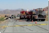 В США легкомоторный самолет протаранил грузовик