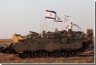 Израиль возобновил силовую операцию в сектора Газа