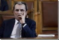 Премьер Болгарии подал в отставку