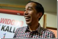 Названо имя нового президента Индонезии