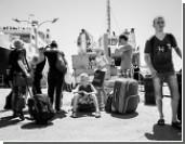 Российские туристы все меньше едут в страны Европы