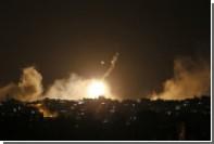 Наземная операция в секторе Газа унесла восемь жизней