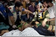 СМИ сообщили о гибели семи детей при обстреле лагеря палестинских беженцев