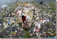 Жертвами тайфуна на Филиппинах стали 38 человек