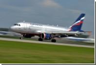 «Аэрофлот» продлил отмену рейсов на Украину
