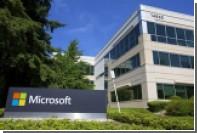 Прибыль Microsoft упала на 7 процентов по итогам квартала