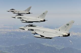 Саудовская Аравия займется самостоятельным ремонтом авионики Typhoon