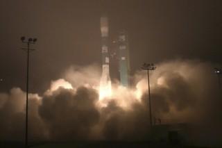 Американские военные запустили два спутника-шпиона