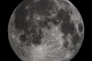 В недрах Луны нашли жидкость
