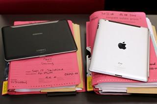Упала доля Apple и Samsung на рынке планшетов
