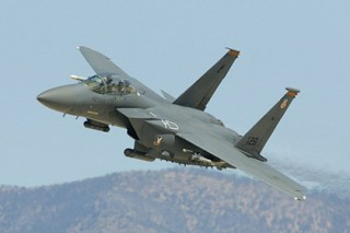 ВВС США получили первый истребитель F-15 с радаром с АФАР