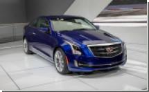 Эмблема Cadillac без лаврового венка