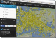 Авиакатастрофа на Украине принесла популярность приложению Flightradar24