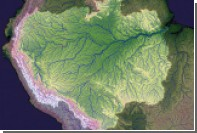 Амазонка потекла в обратном направлении