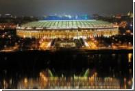 Подсветка «Лужников» позволит увидеть счет матча с Воробьевых гор