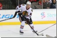 Бывший игрок НХЛ сел в тюрьму за ограбления банков