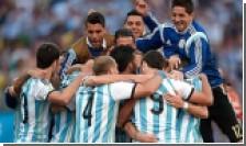 Аргентина вышла в финал чемпионата мира