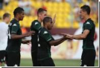 «Краснодар» разгромил «Калев» в ответном матче квалификации Лиги Европы