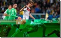 Немцы оставили чемпионат мира без Африки