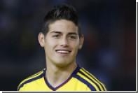 Хамес Родригес стал футболистом «Реала»